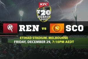 Renegades vs. Scorchers