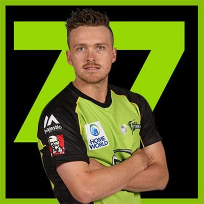 Ryan Gibson T20 stats