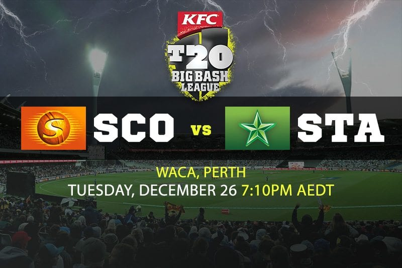 Scorchers vs. Stars