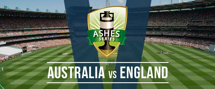Ashes cricket odds
