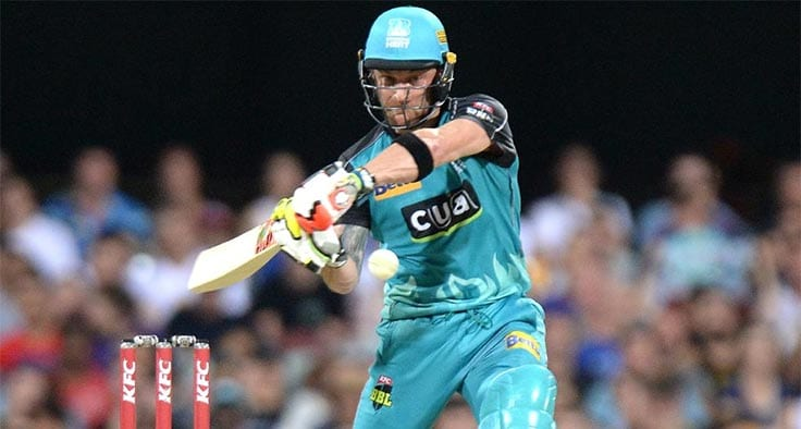 Brendon McCullum cricket odds