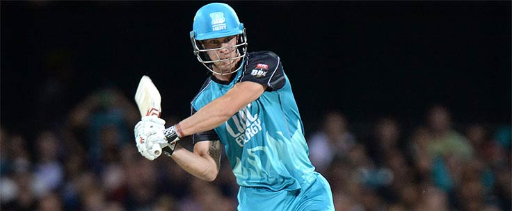 Chris Lynn Big Bash odds