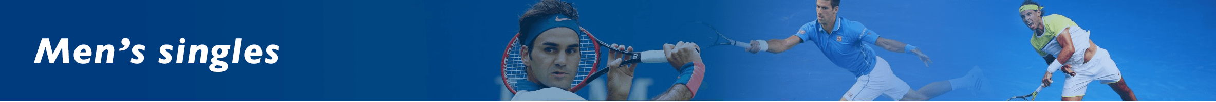 Australian Open men's singles