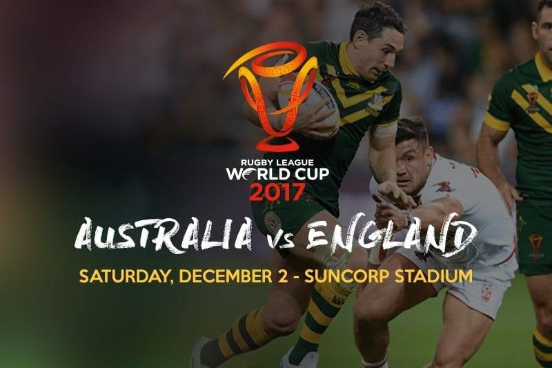 Australia vs. England