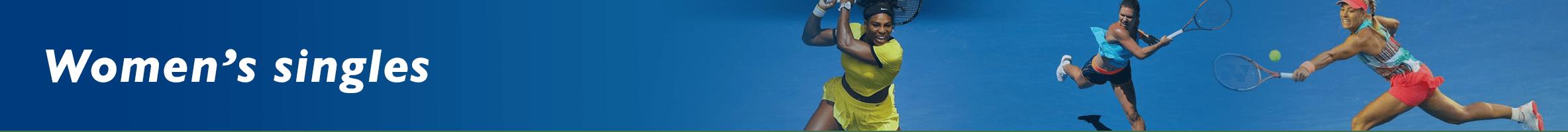 Australian Open women's singles