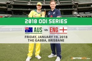 Australia vs. England 2nd ODI