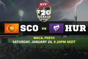 Scorchers vs. Hurricanes