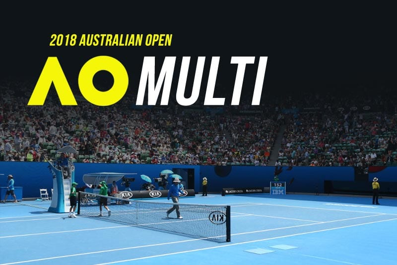 2018 Australian Open betting