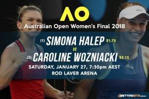 2018 Australian Open women's final