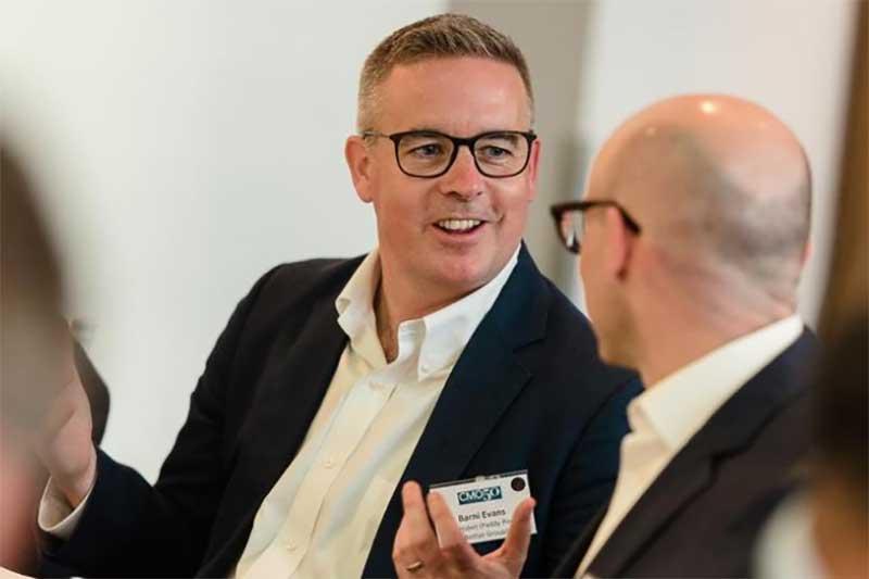 Sportsbet new CEO Barni Evans