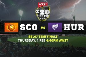 BBL semi-final betting tips