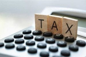 Online betting site taxes