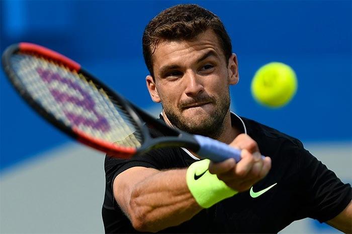 Grigor Dimitrov tennis odds