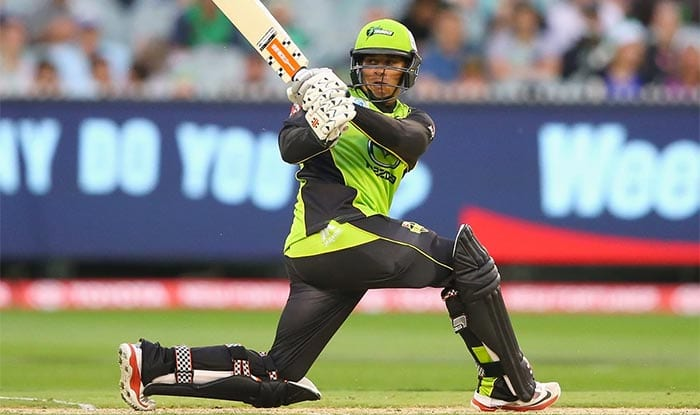 Usman Khawaja Big Bash odds