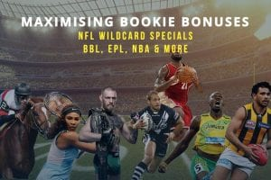 NFL Wildcard specials