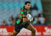 Rabbitohs star Alex Johnston