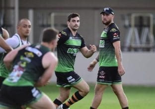Townsville Blackhawks QLD Cup