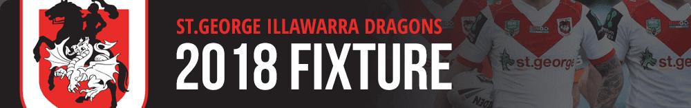 St George Illawarra Dragons Fixture