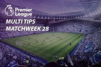 EPL betting - Matchweek 28