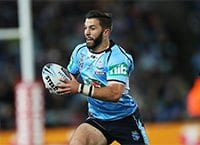 NSW star James Tedesco