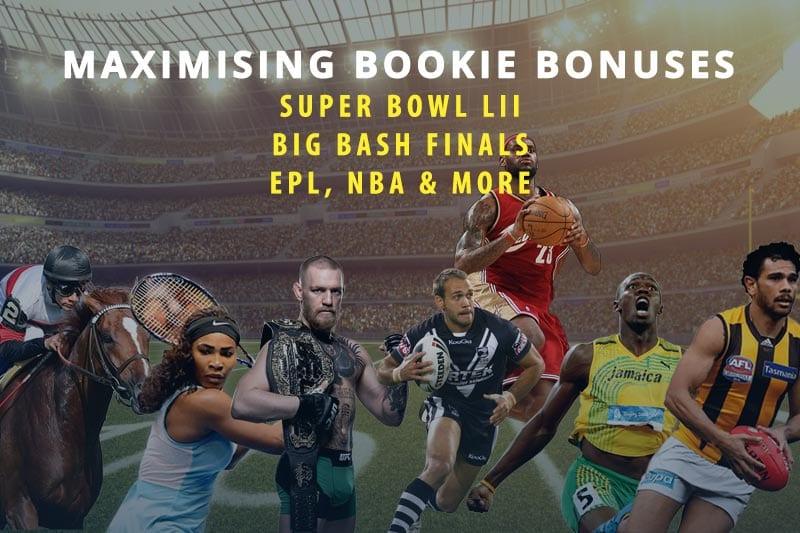 Maximising Bookie Bonuses