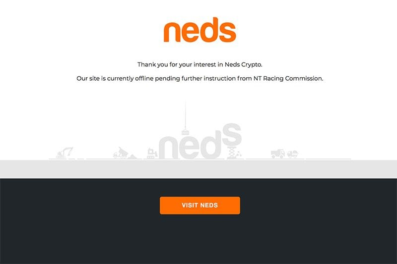 Neds Australia bookmaker