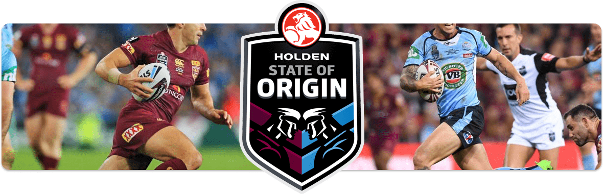 State Of Origin Header