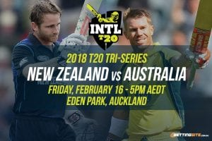 Best T20 cricket odds