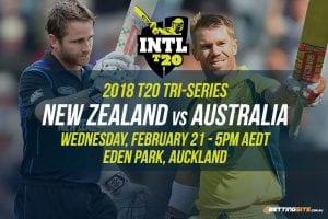 2018 Trans-Tasman T20 final