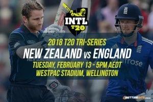 2018 Trans-Tasman T20 Tri-Series