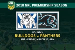 Bulldogs v Panthers rd 3