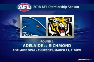 Crows v Tigers rd 2