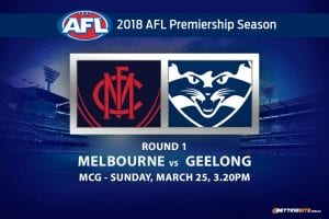 Demons v Cats Rd 1