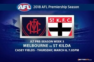 Demons vs Saints JLT
