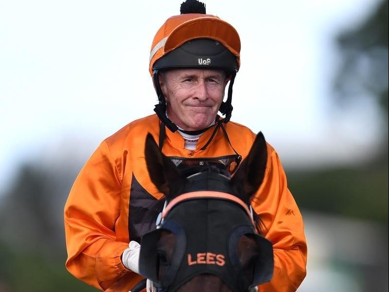 Jockey Jeff Lloyd