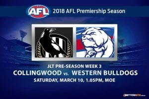 Pies v Dogs JLT