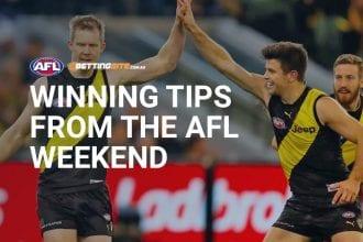 AFL winning tips