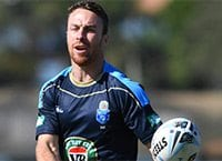 NSW Origin star James Maloney