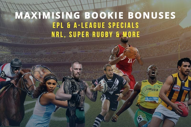 Latest soccer betting specials