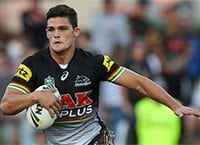 Panthers NRL star Nathan Cleary