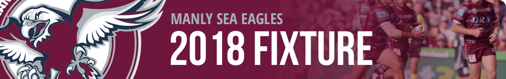 Manly Sea Eagles Fixture