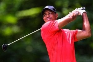 Tiger Woods golf betting