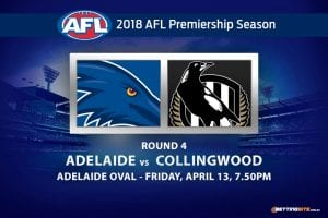 Crows v Pies rd 4