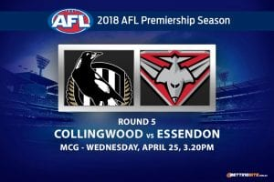 Magpies v Bombers