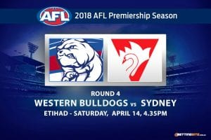 Dogs vs Swans rd 4