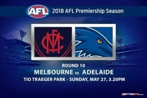 Demons v Crows