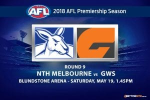 Roos vs. Giants