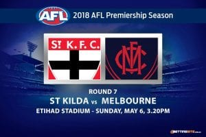 Saints v Demons