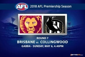 Lions vs Magpies