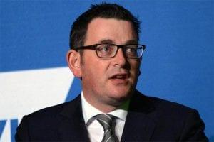 Daniel Andrews Victorian Premier
